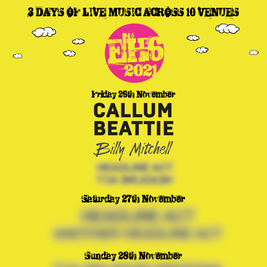 EH6 -  Callum Beattie, Billy Mitchell and many many more