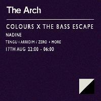 The Bass Escape x Colours