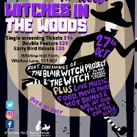 Witches in the Woods: Immersive Halloween Woodland Cinema