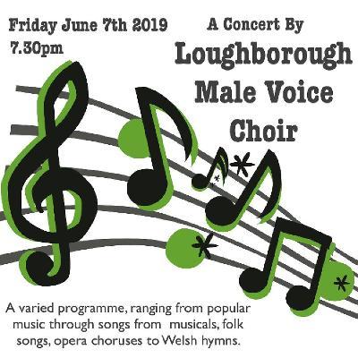 Loughborough Male Voice Choir Tickets | BARNBYGATE METHODIST