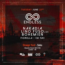 Endless: Nakadia, Lino Fuso, Bohemien