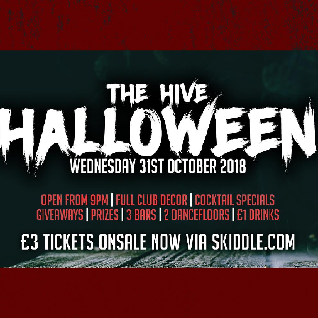 The Hive Halloween 2018