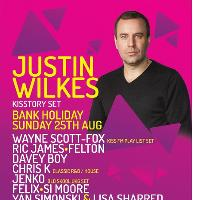 Justin Wilkes Kisstory live