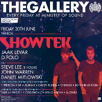 LSA Graduates Take Over Ministry of Sound in support of Showtek