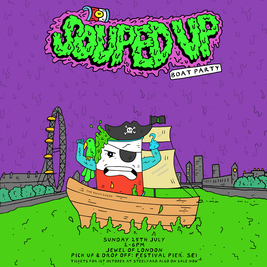 Souped Up Summer Boat Party