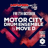 Leftfoot & Shadow City Present MCDE & Move D