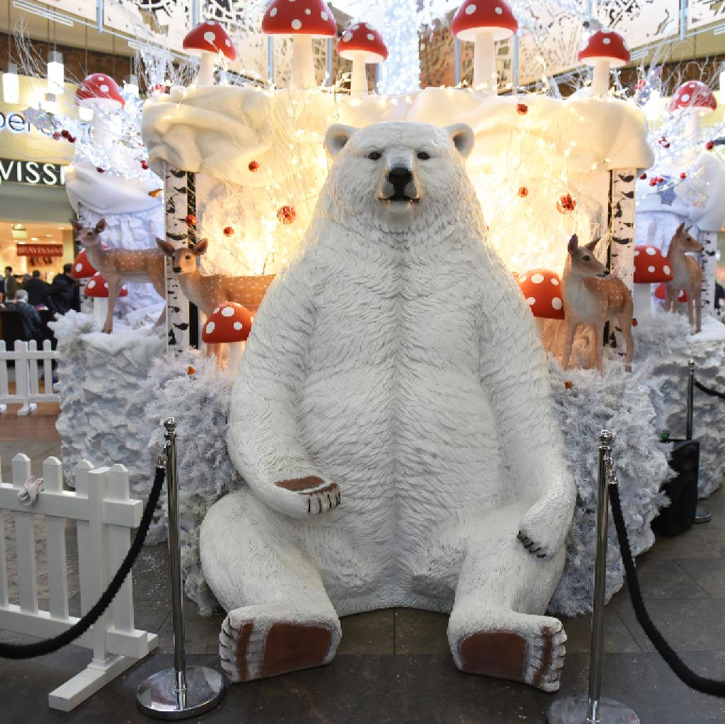 Christmas at Touchwood