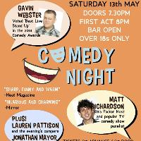 Alsager Civic Comedy Club