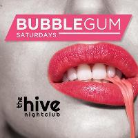 BUBBLEGUM - Saturday 10th June