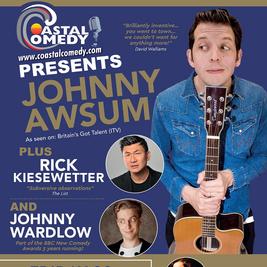 The Coastal Comedy Show with Jonny Awsum!