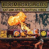 Boombox Circus 'Festival Vibes'