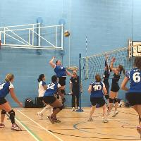 Herts Ladies Annual Indoor Volleyball Summer Camp