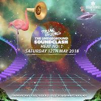 trouvè grooves pres the underground soundclash Heat 1 12/05/18