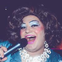 Comedy Drag Act Pat Clutcher Live from 8.30pm