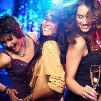Dance Round Your Handbag Party Night