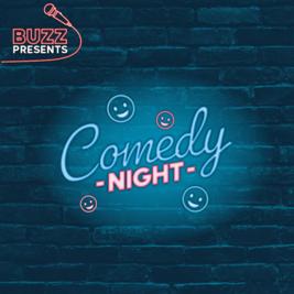 Buzz Presents.. Comedy Night (Edinburgh)