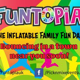 Northampton Funtopia Children's Festival