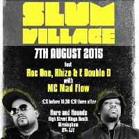 A Few Good Men with Slum Village