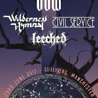 Vow / Wilderness Hymnal / Civil Service / Leeched