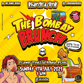 The bombay brunch