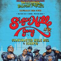 The Sugarhill Gang with Grandmaster Mele Mel & Scorpio Live!