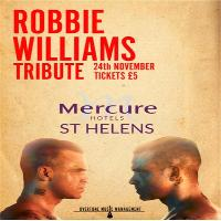 Christmas Party Nights - Robbie Williams Tribute Act