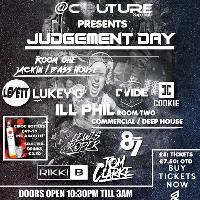Invasion Events UK Presents Judgement Day
