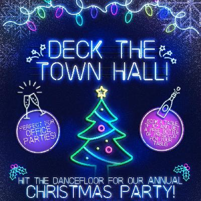 Deck the Town Hall!