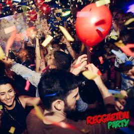Reggaeton Party (Edinburgh) October 2021