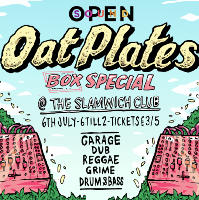 Open Sound: Oatplates - Box Special