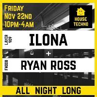 ILona + Ryan Ross (ALL NIGHT LONG)