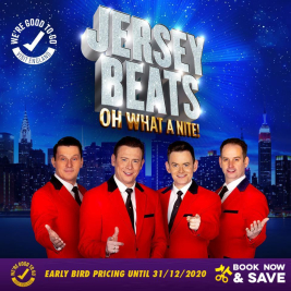 The Jersey Beats – Oh What A Nite!