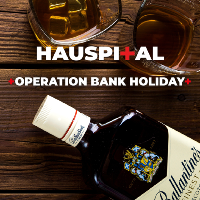 HAUSPITAL - Operation Bank Holiday