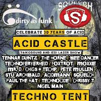 Dirty As Funk & Squelch Acid Techno Castle