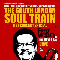 The South London Soul Train Live Special w/Fred Wesley Pt2