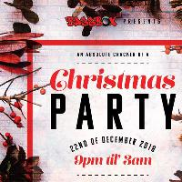 Christmas Party! R&B, House and Garage