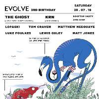 Evolve: 3rd Birthday: The Ghost & KRN