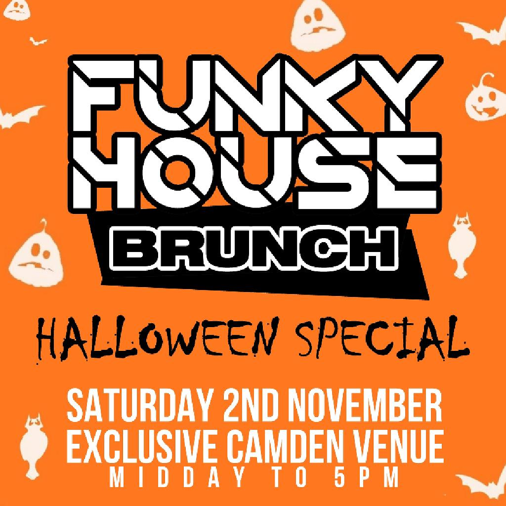 Funky House Brunch - Halloween Special