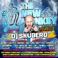 The New Monkey MAYDAY Bank Holiday Reunion