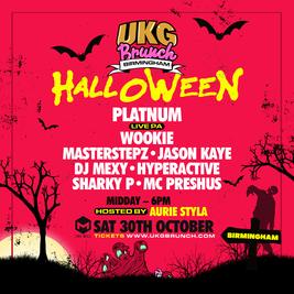 UKG Brunch - Halloween - Birmingham