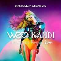 WeLuv Kandi Bank Holiday Special I House of Smith Floritas & Koo