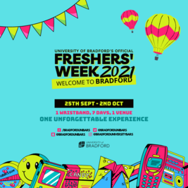 OFFICIAL Freshers Week 2021