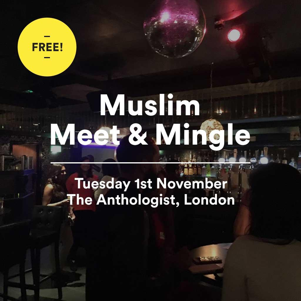 Muslim matchmaking events london