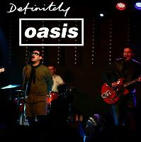 Definitely Oasis live in Glasgow