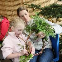 Wreath Making Workshop - 10.00am  - 12pm noon - SOLD OUT