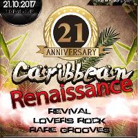 Caribbean Renaissance 21 Anniverary