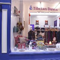 Tibetan Gallery and Ethical Christmas shop