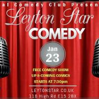 Global Comedy Leyton Star