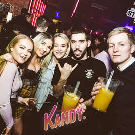 KANDY - Hip-Hop VS RnB Welcome Back Party (£2 DRINKS)