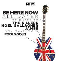 Be Here Now- Indie Rock All-Dayer